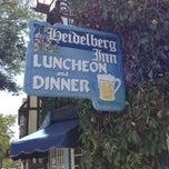 Photo taken at Heidelberg Inn by Karen on 7/7/2013