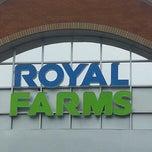 Photo taken at Royal Farms by Kristie B. on 2/27/2013