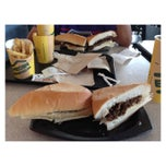 Photo taken at El Meson Sandwiches Catalinas by Sharimary R. on 8/5/2013