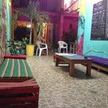 Photo taken at Hostel Tres Mundos by Jonathan E. on 7/26/2013