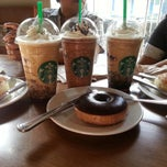 Photo taken at Starbucks Coffee by Mary Ann V. on 3/25/2013