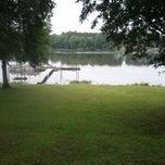 Photo taken at Lake Wateree (South Side) by Jim F. on 6/18/2013