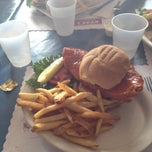 Photo taken at Hoak's Restaurant by Brett W. on 8/11/2013
