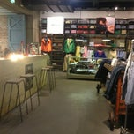 Photo taken at Levi's Store by Aurore N. on 2/6/2013