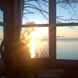 Photo taken at Castle Haven Cabins by Nordeast B. on 10/11/2014