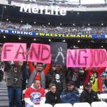 Photo taken at Tailgate Joe Party @ MetLife Stadium by Kenneth L. on 4/9/2013