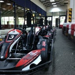 Photo taken at Baku Karting & Event Center by Мурад К. on 4/19/2013