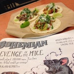 Photo taken at High Tech Burrito by Scarlett B. on 1/10/2014