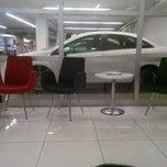 Photo taken at Yakup Oto Fiat Servis by Muhammed F. on 2/10/2014
