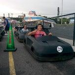 Photo taken at Big Chief's Go Carts by Çağrı Ş. on 7/29/2014