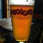 Photo taken at Arooga's Grille House & Sports Bar 22 by Brian on 7/1/2013