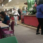 Photo taken at Wheelock Dining Hall by Madyson F. on 1/23/2013