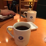 Photo taken at EXCELSIOR CAFFE 心斎橋店 by Heeyoung C. on 11/21/2014