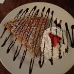 Photo taken at Pauley's Original Crepe Bar by Anna Lee M. on 1/20/2013