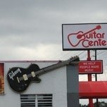 Photo taken at Guitar Center by Wendy S. on 2/28/2013