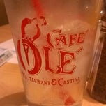 Photo taken at Cafe Ole by alter e. on 11/15/2012