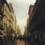 Photo taken at Corredor Peatonal Madero by Yo soy raul on 1/21/2013