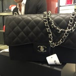 Photo taken at CHANEL Boutique by Bebe L. on 3/8/2015