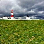 Photo taken at Souter Lighthouse by Mark A. on 5/5/2013