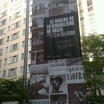 Photo taken at Instituto Moreira Salles by Letícia C. on 3/30/2013