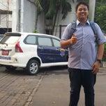 Photo taken at Dinas Perhubungan Prov. DKI Jakarta by Revo S. on 10/13/2014