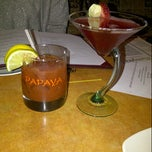 Photo taken at Papaya - Buffalo by Christine M. on 1/6/2013