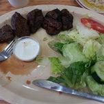 Photo taken at Mediterranean Grill by Rose K. on 8/21/2013