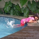 Photo taken at Swimming Pool - Asmila Boutique Hotel by yonella p. on 7/6/2013
