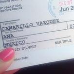 Photo taken at Instituto Nacional de Migracion by AnaCarolina C. on 6/1/2014