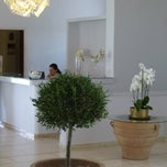 Photo taken at Chryssana Beach Hotel by Xavier F. on 6/14/2013