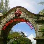 Photo taken at Taman Hiburan Rakyat Sriwedari by Dian F. on 5/24/2013