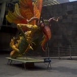 Photo taken at Centro Nacional de las Artes by Mixhelle M. on 1/30/2013