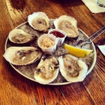 Photo taken at Thames Street Oyster House by Ashley H. on 6/4/2013