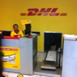 Photo taken at DHL by Antonio A. on 4/18/2012