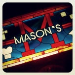 Photo taken at Mason's Bar & Grill by Timothy H. on 1/16/2013