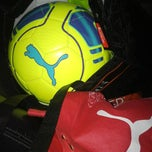 Photo taken at JPS Futsal Ampang by Salihin P. on 2/12/2015