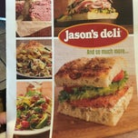 Photo taken at Jason's Deli by Carmela. L. on 6/25/2013