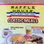 Photo taken at Waffle House by CanceledAccount P. on 2/22/2014