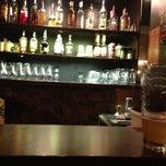 Photo taken at Akivarai (Restoranas ir Pub'as) by Andrius J. on 2/19/2013