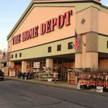 Photo taken at The Home Depot by Brian G. on 4/9/2013