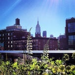 Photo taken at High Line by Walter F. on 6/9/2013