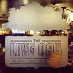Photo taken at Live Oak Music Hall & Lounge by Chris G. on 4/18/2013