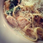 Photo taken at Three Tomatoes Trattoria by Redmond on 9/23/2012