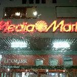 Photo taken at Media Markt by Gulsah C. on 2/7/2013
