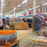 Photo taken at Real Canadian Superstore by Haruko C. on 2/14/2013