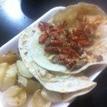 Photo taken at La Lupita Tacos by Mel R. on 11/24/2014