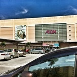 Photo taken at AEON Tebrau City Shopping Centre by yazidtim on 7/22/2013