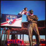 Photo taken at Toyota Stadium by Jenne B. on 5/12/2013