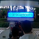 Photo taken at Le Cri De La Mouette by QRious C. on 5/29/2014