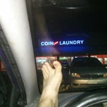Photo taken at Coinless Laundry by Brian D. on 8/2/2013